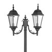 Livex Lighting Hamilton 2 Light Outdoor Post Lantern
