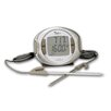 Taylor Connoisseur Digital Cooking Thermometer with Dual Probes