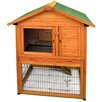 Ware Manufacturing Premium Bunny Barn Rabbit Hutch