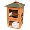 Ware Manufacturing Premium Bunny Cottage Hutch