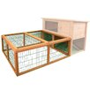 Ware Manufacturing Premium Penthouse Small Animal Playpen