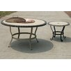 Oakland Living Stone Art Fire Pit Table