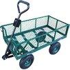 Oakland Living Utility Metal Garden Cart