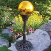 Oakland Living Gazing Globe with Pedestal Stand