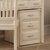 Liberty Furniture 2-Drawer Mobile File Cabinet