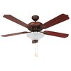 "Yosemite Home Decor 52"" Whitney 5 Blade Ceiling Fan"