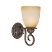 Vaxcel Mont Blanc 1 Light Wall Sconce
