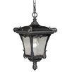 Vaxcel Castile 1 Light Outdoor Hanging Lantern