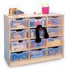 Whitney Brothers Gratnell 12 Compartment Cubby