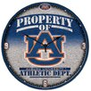 "Wincraft, Inc. Collegiate 18"" NCAA High Def Wall Clock"