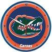 """Wincraft, Inc. Collegiate 12.75"""" Round Clock - University of Florida"""