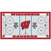 Wincraft, Inc. NCAA Wisconsin Hockey Rink Doormat