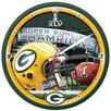 "Wincraft, Inc. NFL 18"" High Def Wall Clock"