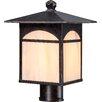 Nuvo Lighting Canyon 1 Light Outdoor Post Lantern