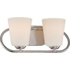 Nuvo Lighting Dylan 2 Light Vanity Light