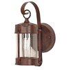 Nuvo Lighting Piper 1 Light Wall Lantern