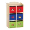Guidecraft 6 Compartment Cubby