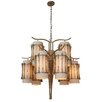 Varaluz Occasion 8 Light Chandelier