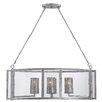 Varaluz Jackson 4 Light Linear Pendant