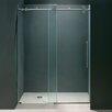 Vigo Frameless Sliding Shower Door