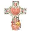 Precious Moments Precious Little Blessings Baby Girl Cross Figurine