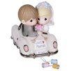 "Precious Moments ""Just Married"" Wedding Figurine"