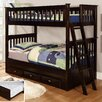 Discovery World Furniture Twin / Twin Bunk Bed