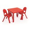 Angeles MyValue Set 2 Kids Square Writing Table Set