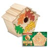 Melissa & Doug Build and Paint-Your-Own Bird House