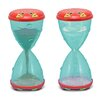 Melissa & Doug Clicker Crab Hourglass Sifter and Funnel