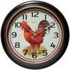 "Infinity Instruments Rotterdam 12"" Wall Clock"