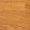 "Somerset Floors Color Strip 3-1/4"" Solid Red Oak Hardwood Flooring in Golden Oak"