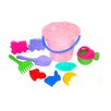 Wader Quality Toys Bucket Set Girl