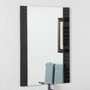 Decor Wonderland Beveled Wall Mirror