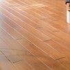 """Virginia Vintage 5"""" Engineered Maple Hardwood Flooring in Burlap"""
