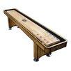 Playcraft Georgetown Shuffleboard in Honey