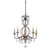Designers Fountain Bella Maison 5 Light Chandelier
