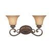 Designers Fountain Mendocino 2 Light Vanity Light