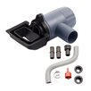 Exaco GRAF Universal Rain Barrel Downspout Connection Kit