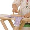 Kidkraft Tiffany Bow Doll Ironing Board Amp Reviews Wayfair