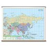Universal Map Essential Wall Map - Asia