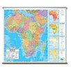 Universal Map Advanced Political Map - Africa