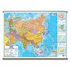 Universal Map Advanced Political Map - Asia