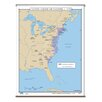 Universal Map U.S. History Wall Maps - Native American Nations