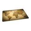 ES Robbins Corporation World Map Design Chair Mat