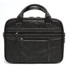 Mobile Edge Leather Laptop Tech Briefcase