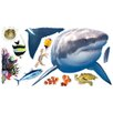 Uncle Milton Wild Walls Shark Encounter 3D Wall Décor