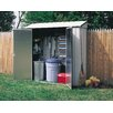 Arrow 7 Ft. W x 2 Ft. D Steel Learn-To Shed