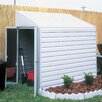 Arrow Yardsaver 4 Ft. W x 7 Ft. D Steel Storage Shed