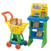 American Plastic Toys My Very Own Shop N' Play Market Set